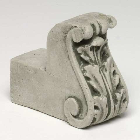 Acanthus Riser For Urns and Statues - Outdoor Art Pros