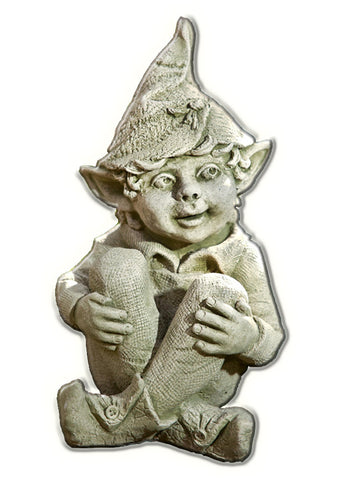 Aiden Cast Stone Garden Statue - Outdoor Art Pros