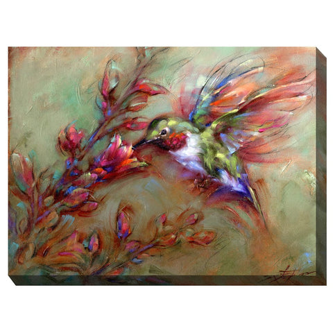 Ambrosia Outdoor Canvas Art - Outdoor Art Pros