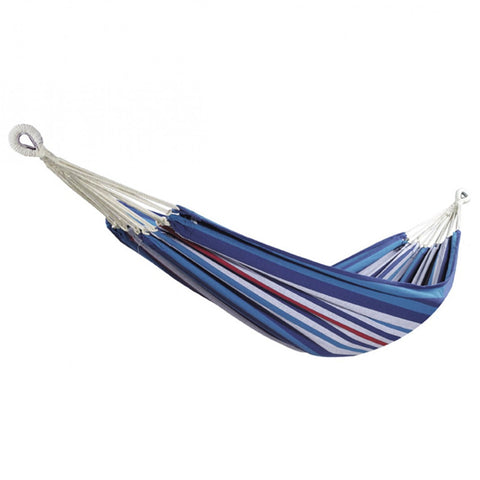 Bliss Brazilian Style Hammock in a Bag (America's Cup) - Outdoor Art Pros