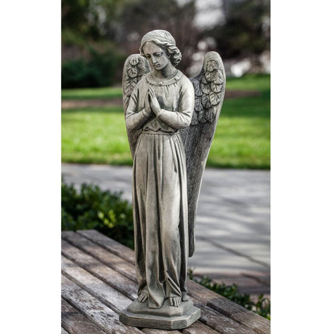 Angel of Hope Garden Statue - Outdoor Art Pros