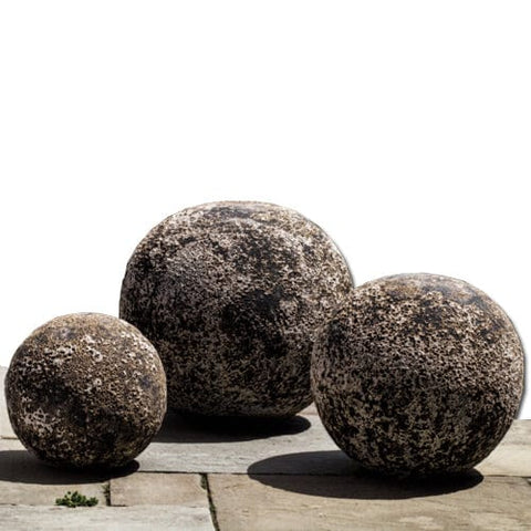Angkor Spheres - Set of 3 - Outdoor Art Pros