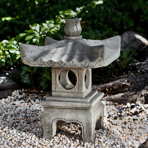 Antique Pagoda Statue - Outdoor Art Pros