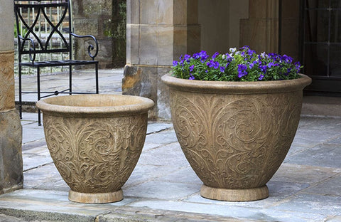Arabesque Garden Planter