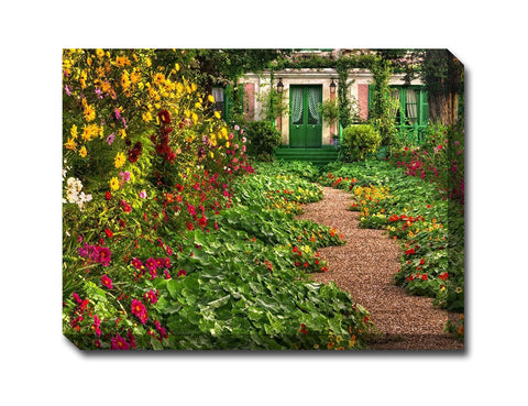 Artist Path Outdoor Canvas Art