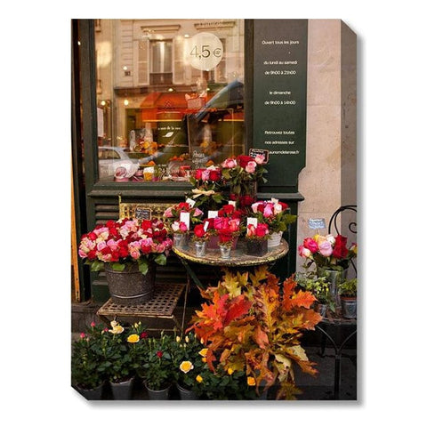Au Nom De La Rose #1 Outdoor Canvas Art - Outdoor Art Pros