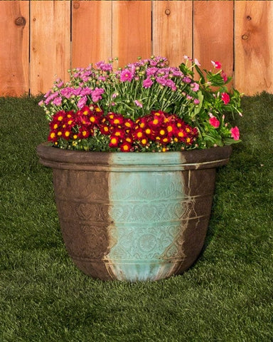 Augusto Planter - Outdoor Art Pros