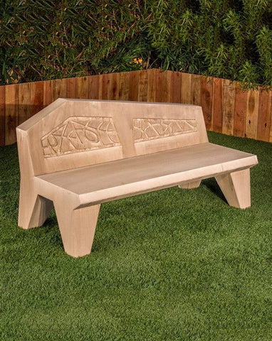 Avalon Bench -Benches - Outdoor Art Pros