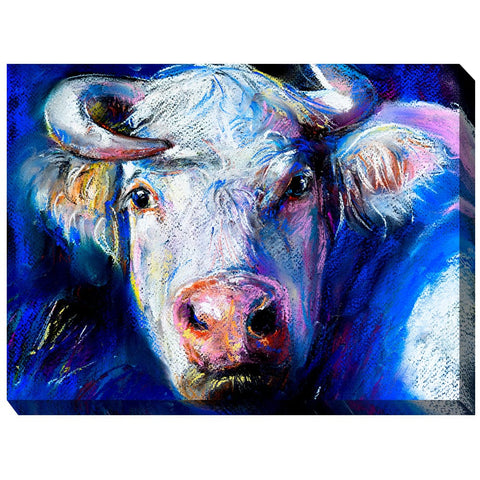 Big Boss Outdoor Canvas Art - Outdoor Art Pros