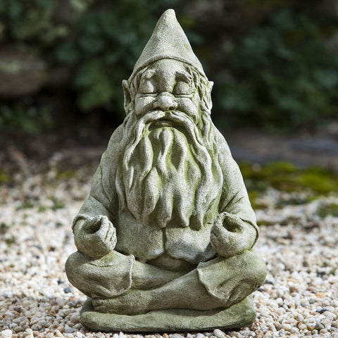 Big Fred Cast Stone Garden Statue - Outdoor Art Pros