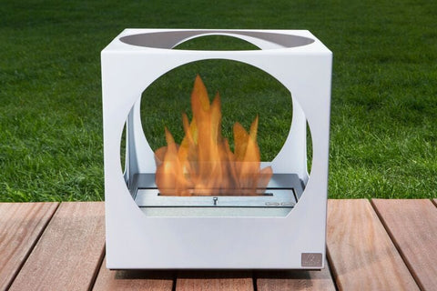 Bio-Blaze Kaslik Freestanding Fireplace - Large