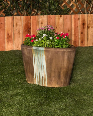 Bliss GFRC Planter - Outdoor Art Pros