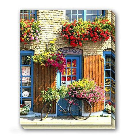 Boutique Outdoor Canvas Art - Outdoor Art Pros