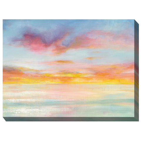 Cloud 9 Outdoor Canvas Art - Outdoor Art Pros