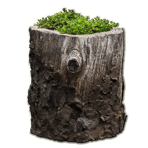 Chestnut Garden Planter - Planters - Outdoor Art Pros