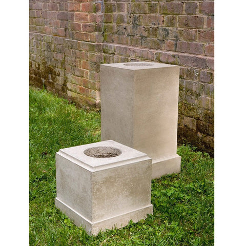Classic Tall Pedestal - Outdoor Art Pros