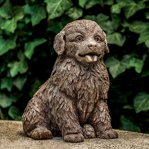 Daisy Dog Garden Statue - Outdoor Art Pros