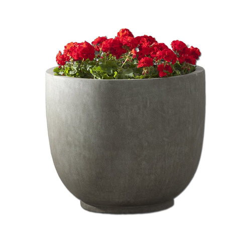 Danilo Planter in Concrete Lite® - Modular Lite® - Outdoor Art Pros