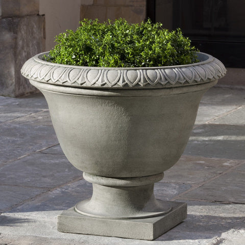 Easton Urn Garden Planter - Planters - Outdoor Art Pros
