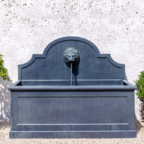 Portofino Wall Outdoor Fountain - Outdoor Art Pros