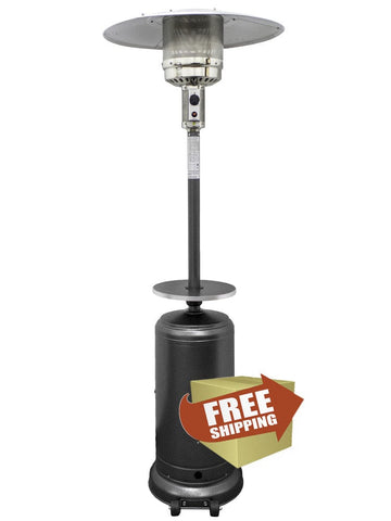 "87"" Tall Outdoor Patio Heater - Outdoor Art Pros"