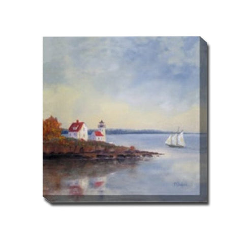 Heading Home Canvas Art - Outdoor Art Pros