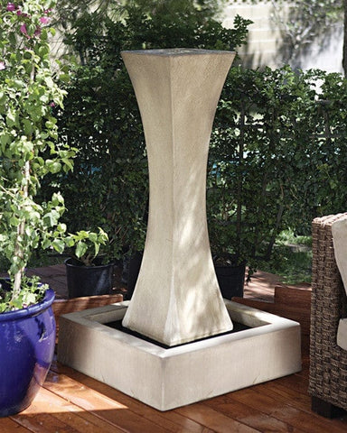 I Garden Water Fountain - Fountains - Outdoor Art Pros