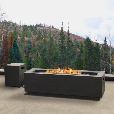 Lanesboro Fire Pit - Outdoor Art Pros