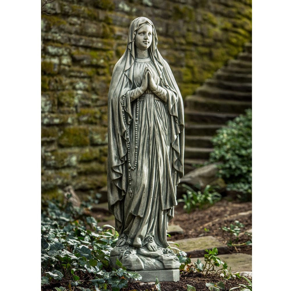 Delicieux Large Classic Madonna Garden Statue   Outdoor Art Pros ...