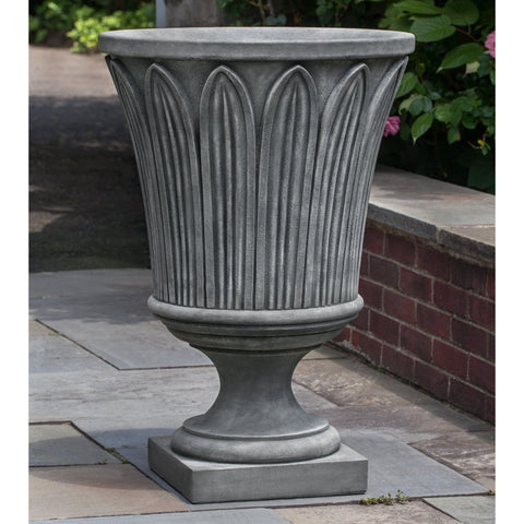 Las Palmas Urn Garden Planter - Outdoor Art Pros