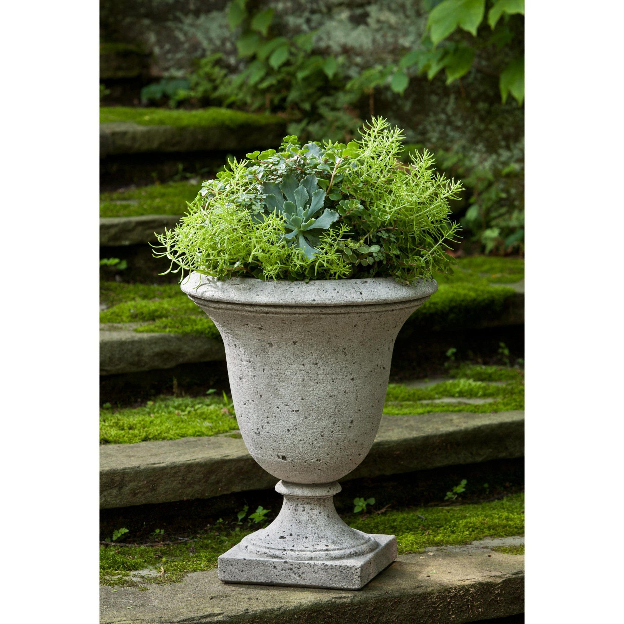 Linwood Urn Garden Planter   Outdoor Art Pros ...