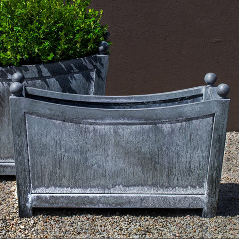 Loire Rectangle Planter - Outdoor Art Pros