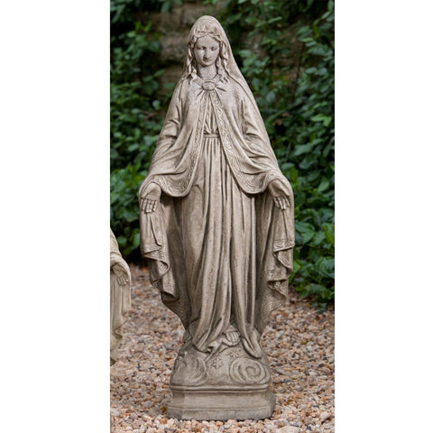 Madonna Garden Statue-Medium - Outdoor Art Pros