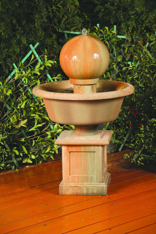 Marinus Garden Water Fountain - Fountains - Outdoor Art Pros