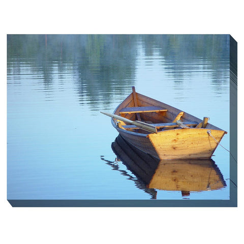 Calm Waters Wall Canvas Art - Outdoor Art Pros