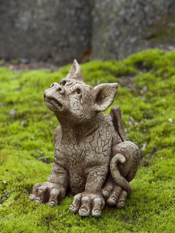 Paws Cast Stone Garden Statue - Outdoor Art Pros