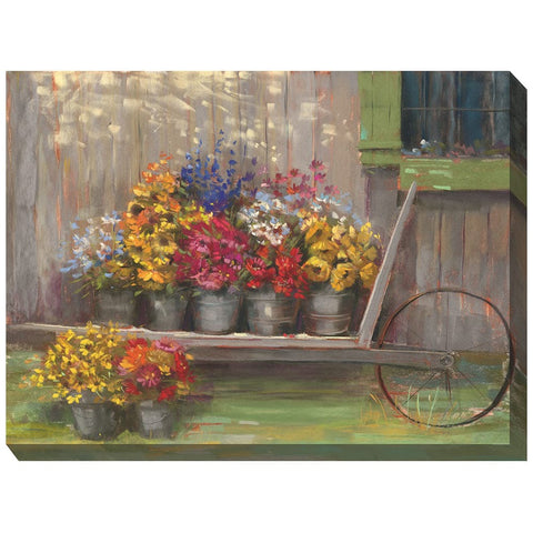 Pick of the Day Outdoor Canvas Art - Outdoor Canvas Art
