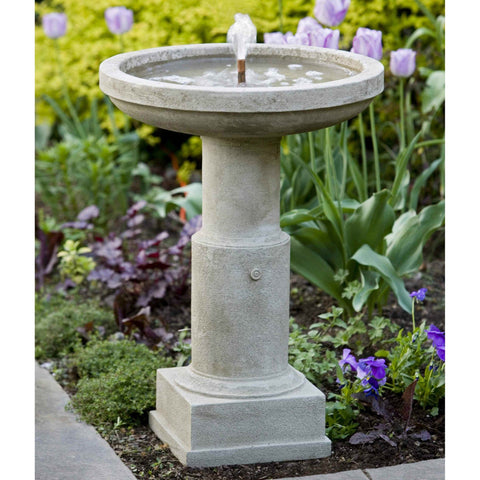 Powys Garden Water Fountain - Outdoor Art Pros