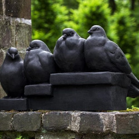 Quartet Garden Statue - Outdoor Art Pros