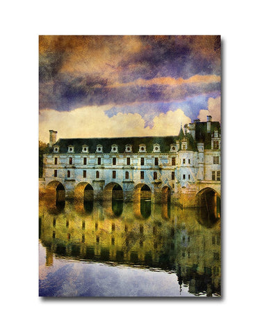 Revassierie Canvas Wall Art