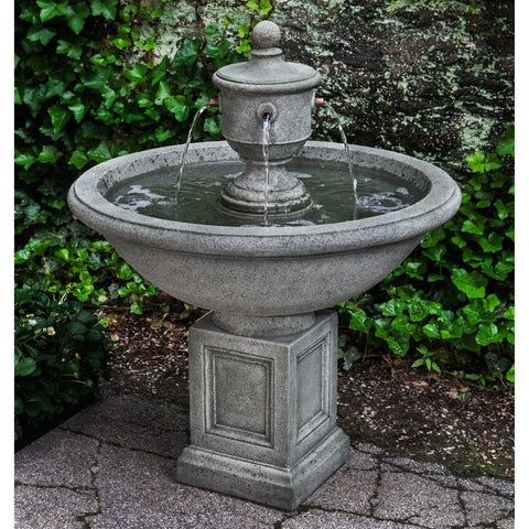 Rochefort Garden Water Fountain - Outdoor Art Pros