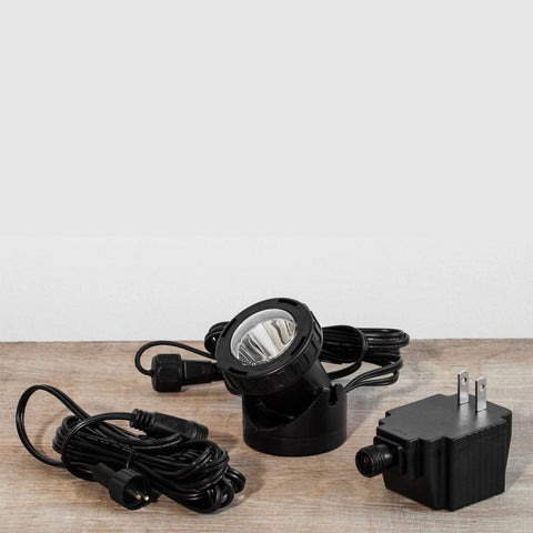 Single LED Light Kit - Outdoor Art Pros