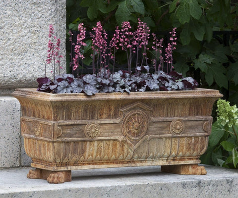 Smithsonian Eastlake Fern Box - Outdoor Art Pros