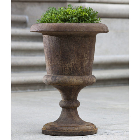 Smithsonian Goblet Urn Garden Planter - Outdoor Art Pros