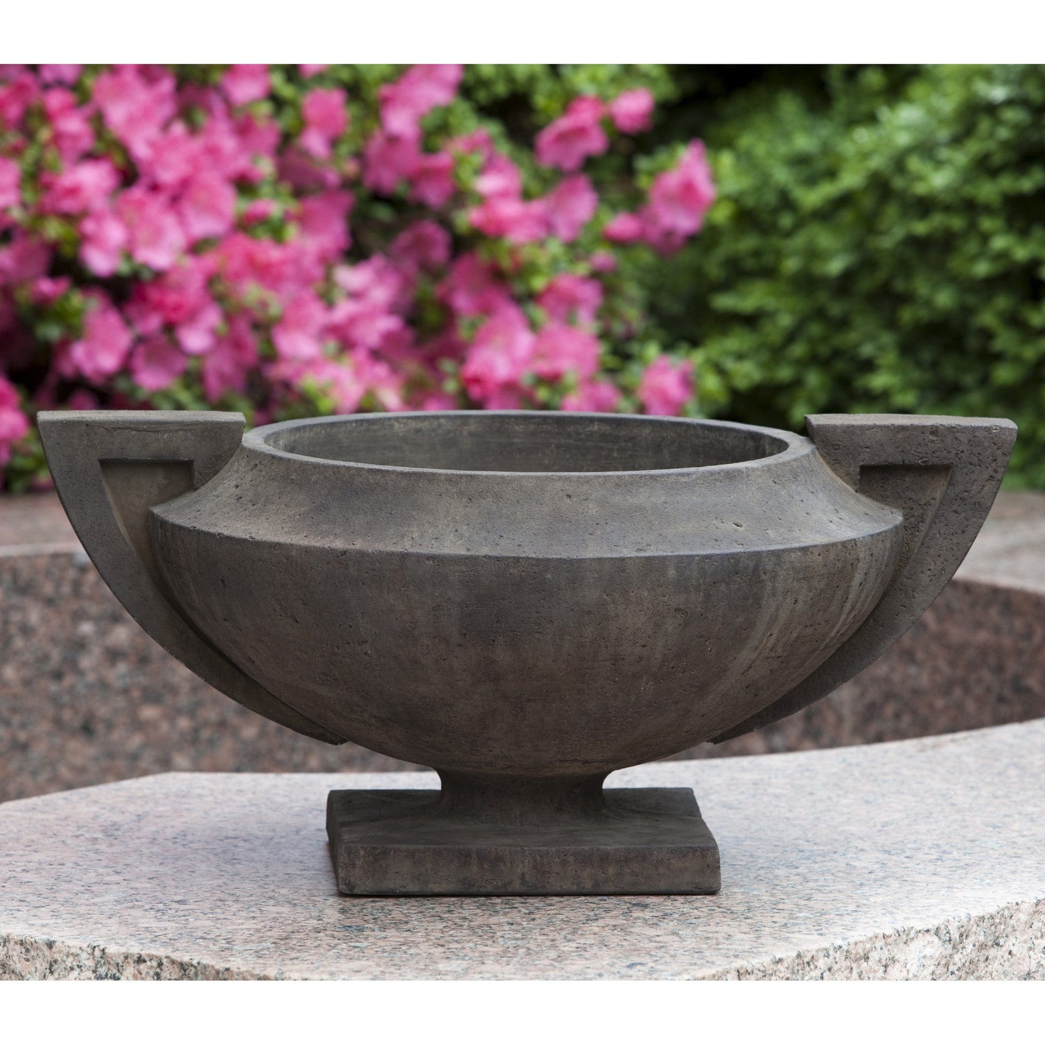 urn by clay garden zeus shipping overstock product antique planter today inch urns christopher knight home free