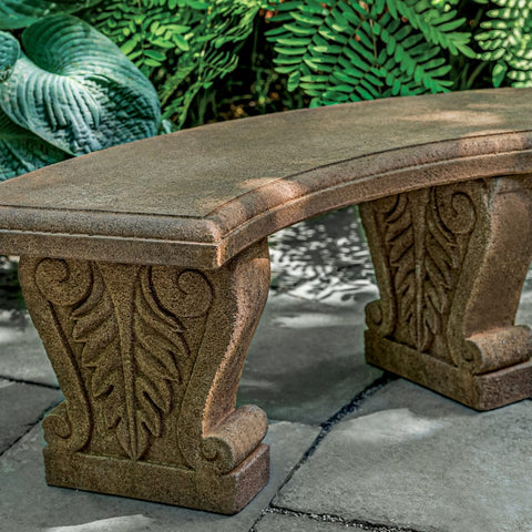 Soledad Bench - Outdoor Art Pros