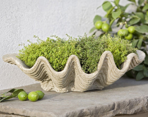 South Seas Garden Planter - Outdoor Art Pros