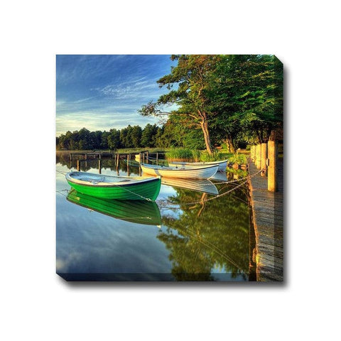 Summers End Outdoor Canvas Art