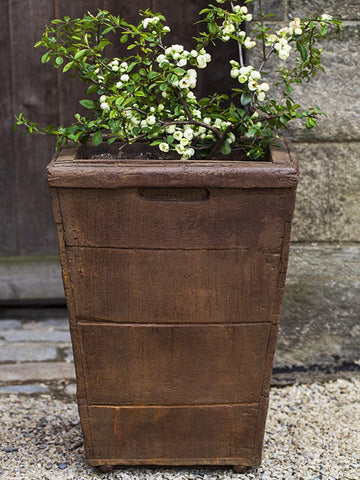 Tall Vendange Garden Planter - Outdoor Art Pros