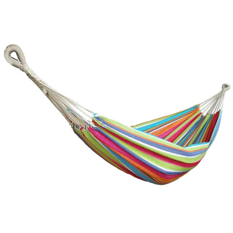 Bliss Oversized Brazilian Hammock In A Bag (Tropical Fruit) - Outdoor Art Pros